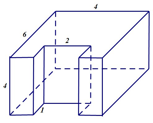 Как найти площадь пове