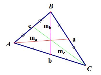 Пересечение высот в треугольнике делится в отношении 64